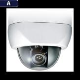 Cámara Domo Análoga Varifocal Avtech (AVC482ZAN/F4F9)