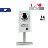 Cámara Cubo IP 1.3MP AVTECH (AVM301)