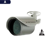 Cámara Bala IR Análoga Avtech (KPC138ZDTN/F36)