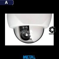Cámara Domo Análoga Varifocal Avtech (KPC152ZAN/F4F9)