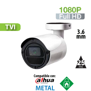 Cámara Bala IR HD- TVI 1080P HomeSys by Avtech (VC950)