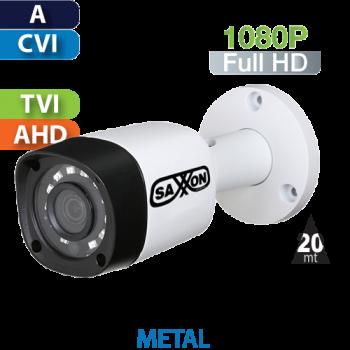 Cámara Bala IR HD-CVI 1080p  Saxxon by Dahua (BF3620TM)