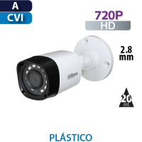 Cámara Bala IR HD-CVI  720p Dahua (B1A11)