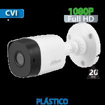 Cámara Bullet IR HD-CVI 1080P Dahua (HAC-B1A21)
