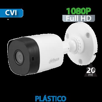 Cámara Bala IR HD-CVI 1080p Dahua (HAC-B1A21)