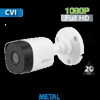Cámara Bala IR HD-CVI 1080p Dahua (HAC-B2A21)