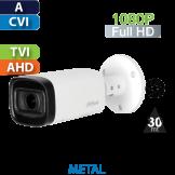 Cámara Bala IR HD-CVI 1080p Varifocal  Dahua (HAC-B4A21-VF)