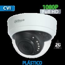 Cámara Domo IR HD-CVI 1080P Dahua (HAC-D1A21)