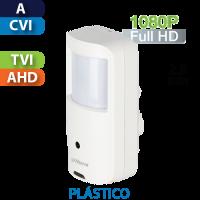 Camara Oculta Tipo PIR Análoga / HD-CVI 1080p Dahua (HAC-ME1200A)