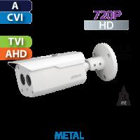 Cámara Bala IR HD-CVI  720p Dahua (HFW1100B-S3)
