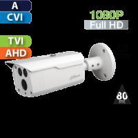Cámara Bala IR HD-CVI 1080p Dahua (HAC-HFW1230D)