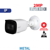 Cámara Bala IR IP 2MP Varifocal Motorizada Dahua (IPC-B2B20-ZS)