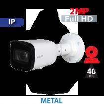 Cámara Bala IR IP 2MP Varifocal Motorizada Dahua (IPC-B2B20-ZS)