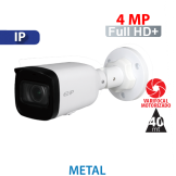 Cámara Bala IR IP 4MP Varifocal Motorizado 2.8~12mm Dahua (IPC-B2B40-ZS)