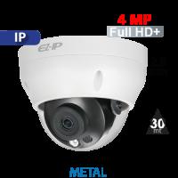 Cámara Domo IR IP 4MP Dahua (IPC-D2B40)