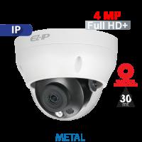 Cámara Domo IR IP 4MP VArifocal Motorizada Dahua (IPC-D2B40-ZS)