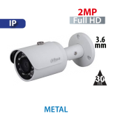 Cámara Bala IR IP 2MP Dahua (IPC-HFW1200SN-03)