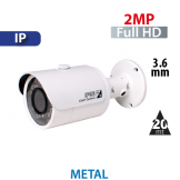Cámara Bala IR IP 2MP Dahua (IPC-HFW3200SN-03)
