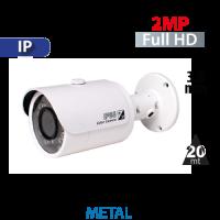 Cámara Bala IR IP 2MP Dahua (IPC-HFW3200SN-03)