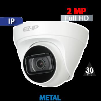 Cámara Domo IR IP 2MP - 1080p Dahua (IPC-T1B20-L)