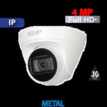 Cámara Domo IR IP 4MP Dahua (IPC-T1B40)