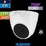 Cámara Domo IR HD-CVI  720p  Dahua (T1A11)