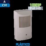 Camara Oculta Tipo PIR Análoga / HD-CVI 1080p Saxxon (RCO3720DM)