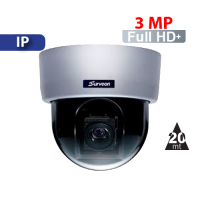 Cámara Domo IP 3MP Surveon (CAM5210)