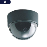 Cámara Domo IR Análoga EverFocus (ED200/N-3B)