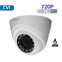 Dome Water-proof IR HD-CVI 720p Dahua (HAC-HDW1000R)