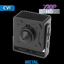 Pinhole para lectura de Licencias HD-CVI 720p 3.6mm Con Entrada de Audio Dahua (HAC-HUM3100B)