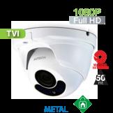 Cámara Domo IR HD-TVI 1080P Varifocal IR 50 Mts. HomeSys by Avtech (VC852)