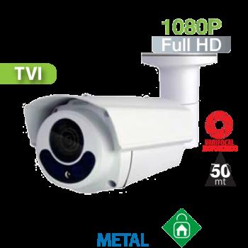 Cámara Bala IR HD-TVI 1080P Varifocal IR 50 Mts. HomeSys by Avtech (VC951)