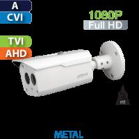 Cámara Bala IR HD-CVI 1080p Dahua (HFW1200B-S3)