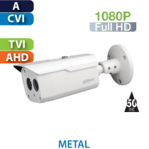 Bala IR HD-CVI 1080p IR 50mts Dahua (HFW1200B-S3)