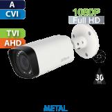 Cámara Bala IR HD-CVI 1080p Varifocal Dahua (HFW1200RN-VF)