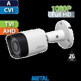 Cámara Bala IR HD-CVI 1080p Dahua (HAC-HFW1220RM)