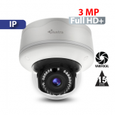 Cámara Domo IR IP 3 MP Varifocal 3-9mm Antivandalica Illustra (ADCI800F-D021A)