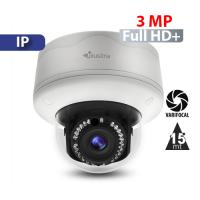 Cámara Domo IR IP 3 MP Varifocal Antivandalica Illustra (ADCI800F-D021A)