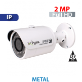 Cámara Bala IR IP 2MP - 1080p Pyxis (PX-BPIP2M)