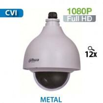 Cámara PTZ 12X HD-CVI 1080P Varifocal Dahua (SD40212IN-HC)