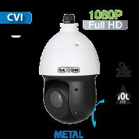 Cámara PTZ 25X IR 100mts HD-CVI 1080P  Saxxon by Dahua (SD4925)