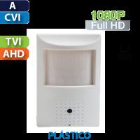 Camara Oculta Tipo PIR Análoga / HD-CVI 1080p Saxxon (ZCO3720DM))