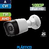Cámara Bala IR HD-CVI 1080p  ZKTeco (BS-32B11A)