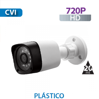 Cámara Bala IR HD-CVI  720p  ZKTeco (BS31A11A)