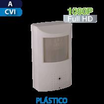 Camara Tipo PIR Análoga / HD-CVI 1080p  Saxxon (RCO3720DM)