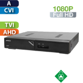 DVR  4 Canales 1080p Multiformato HomeSys by Avtech (DGD1304)