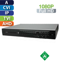 DVR 16 Canales 1080p Multiformato HomeSys by Avtech (DGD1316)