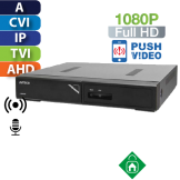 DVR  4 Canales 1080p Multiformato HomeSys by Avtech (VR401)