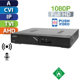DVR  8 Canales 1080p Multiformato HomeSys by Avtech (VR402)